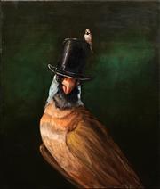 Sale 8633 - Lot 532 - Joanna Braithwaite (1962 - ) - Sense of Entitlement 107 x 91.5cm