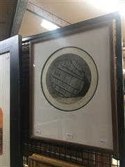 Sale 8707 - Lot 2015 - Artist Unknown - Still Life - Workshed 1978 , etching ed. 81/100, 44.5 x 37.5cm (frame) signed and dated lower right