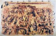 Sale 9072A - Lot 5061 - Leroy Neiman (1921 - 2012) - Stock Market 57 x 86 cm (frame: 85 x 114 cm)