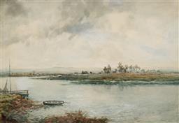 Sale 9193A - Lot 5072 - WILLIAM JOSEPH WADHAM (1864 - 1950)