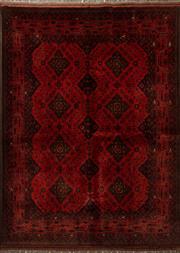 Sale 8418C - Lot 34 - Afghan Khal Mohamadi 200cm x 150cm