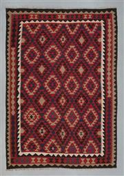 Sale 8472C - Lot 98 - Afghan maymana Kilim 290cm x 207cm