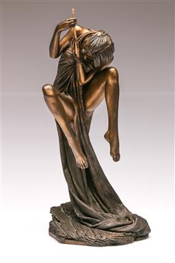 Sale 9107 - Lot 72 - A composite figure of Misha Spirit of Melody (H 33cm)