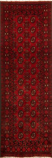 Sale 8370C - Lot 93 - Afghan Turman 240cm x 78cm