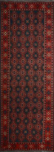 Sale 8390C - Lot 57 - Persian Somak 240cm x 84cm