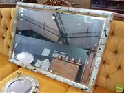 Sale 8465 - Lot 1021 - Gilt Framed Mirror