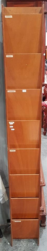 Sale 8717 - Lot 1060 - Timber Wall Filer