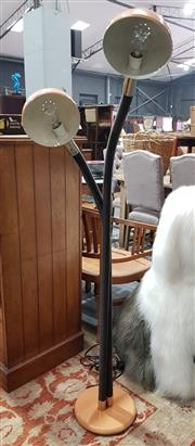 Sale 8889 - Lot 1033 - Snake Neck Standard Lamp