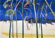 Sale 9072A - Lot 5027 - Arthur Boyd (1920 - 1999) - Bundanon Quartet III, 1991 48 x 70 cm (frame: 86 x 106 cm)