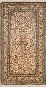 Sale 8390C - Lot 58 - Kashmiri Silk 160cm x 85cm