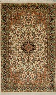 Sale 8424C - Lot 84 - Kashmiri Silk 130cm x 80cm