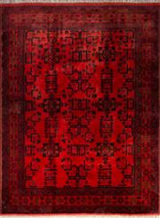 Sale 8472C - Lot 100 - Afghan Khal Mohamadi 200cm x 150cm