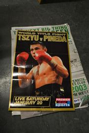 Sale 8453 - Lot 2049 - Collection of Boxing Posters