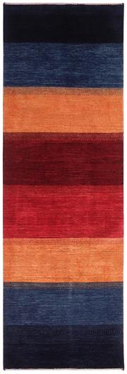 Sale 8626A - Lot 168 - A Cadrys Iranian Bohemian Style Lori Natural Handspun Wool Carpet, Size; 233X77cm, RRP; $3050
