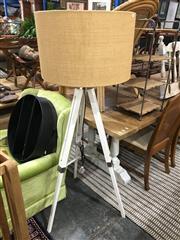 Sale 8851 - Lot 1072 - Modern Tripod Floor Lamp