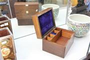 Sale 8348 - Lot 26 - Early Timber Writing Box