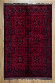Sale 8566C - Lot 80 - Afghan Khal Mohamadi 196cm x 127cm