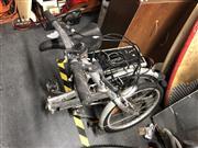 Sale 8819 - Lot 2214 - Bend Folding Travel Bike