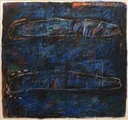 Sale 8870 - Lot 2027 - Peter Stephenson (1943 - ) - Symbolic Reflection 1994 102 x 111.5 cm