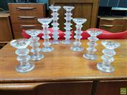 Sale 8585 - Lot 1074 - Collection of Italia Candle Sticks
