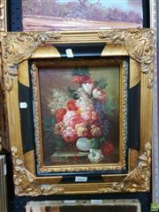 Sale 8645 - Lot 2005 - Artist Unknown - Floral Study