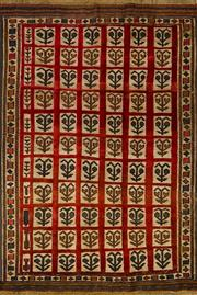 Sale 8360C - Lot 44 - Persian Somak 176cm x 120cm