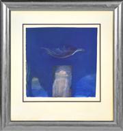 Sale 8382 - Lot 602 - Cynthia Breusch (1959 - ) - Untitled, 1987 31.5 x 32.5cm