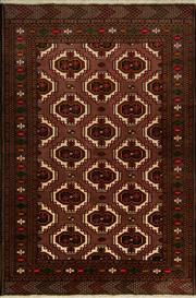 Sale 8406C - Lot 64 - Persian Turkman 200cm x 135cm
