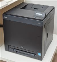 Sale 9090H - Lot 74 - A Dell Printer 2130CN, printer/ scanner