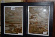 Sale 8349A - Lot 128 - M. Willard (XX) (2 works) - Peru, 2009 16.5 x 11.5cm, each
