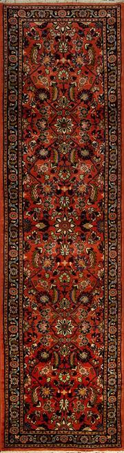 Sale 8370C - Lot 94 - Persian Hamadan 289cm x 78cm