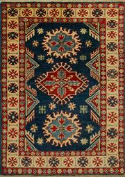 Sale 8406C - Lot 65 - Afghan Kazak 144cm x 98cm
