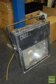 Sale 8509 - Lot 2229 - Vintage Flood Light