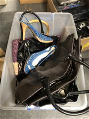 Sale 8789 - Lot 2321 - Tub of Ladies Bags