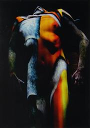 Sale 8822A - Lot 5073 - Bryan Dawe - Untitled (Nude) 45 x 31cm