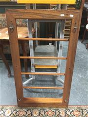 Sale 8822 - Lot 1709 - Wall Mount Pot Rack