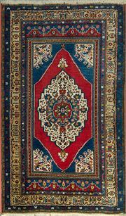 Sale 8353C - Lot 83 - Antique Persian Baluchi 183cm x 110cm