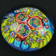 Sale 8402D - Lot 54 - Murano Millefiori Paperweight (Height - 6cm)