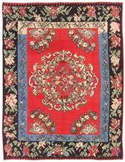 Sale 8626A - Lot 174 - A Cadrys Bessarabian Kelim Handspun Wool Carpet, Size; 332x254cm, RRP; $3500