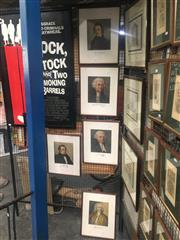Sale 8751 - Lot 2074 - 5 Prints of Portraits