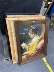 Sale 8924 - Lot 2076 - Quantity of Prints, in various frames