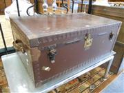 Sale 7943A - Lot 1518 - Vintage Travelling Trunk