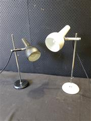 Sale 9002 - Lot 1036 - Oslo Table Lamps x 2 (h:52cm)