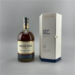 Sale 9165 - Lot 683A - Archie Rose Distilling Co. Single Malt Australian Whisky - batch no. first batch, bottle no. 0309/3000, 46% ABV, 700ml in presentati...