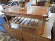 Sale 7943A - Lot 1510 - Teak Coffee Table