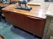 Sale 8601 - Lot 1472 - Small Chiswell Sideboard (H: 78 W: 117 D: 43cm)