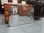 Sale 9026 - Lot 1061 - Art Deco Mirror