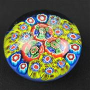 Sale 8402D - Lot 58 - Murano Millefiori Paperweight (Height - 6cm)