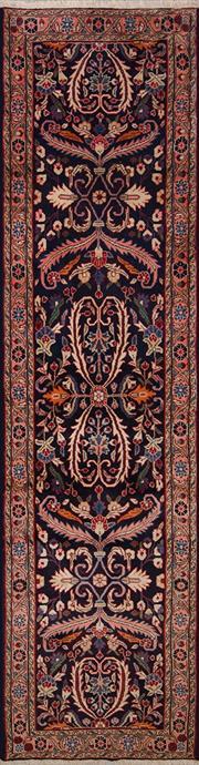Sale 8447C - Lot 95 - Persian Hamadan Runner 305cm x 78cm