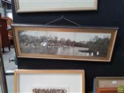 Sale 8613 - Lot 2072 - Mounted Vintage Photograph -